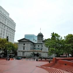 Portland Pioneer Square
