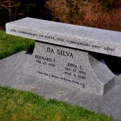 A very unique grave