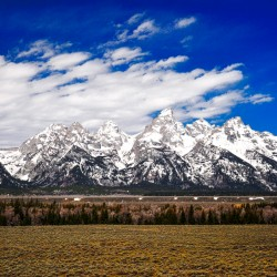 Grand Teton National Park (HDR)