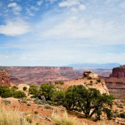 Islands in the Sky @ Canyonlands National Park