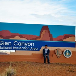 @ Glen Canyon National Recreation Area
