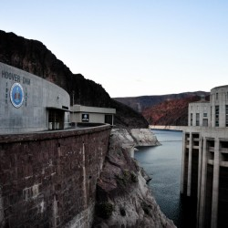 A nice place before Las Vegas: Hoover Dam