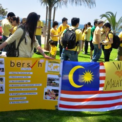 28th of April is a remarkable day for all Malaysian... in LA as well!