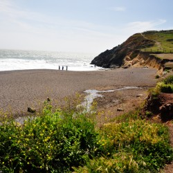 Really love this place, @ Rodeo Beach